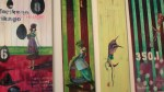 Four of Sol Davis' Paintings
