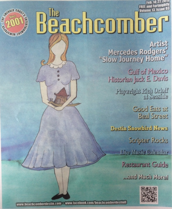 mercedes_rodgers_beachcomber_cover